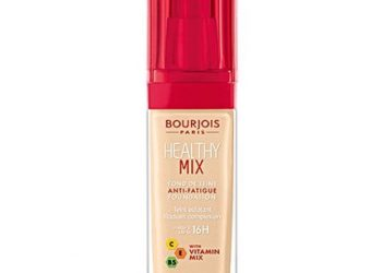 podkład Light Beige Healthy Mix Bourjois