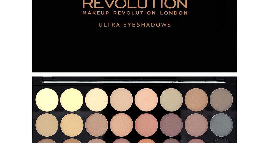 makeup revolution - kultowa paleta flawless
