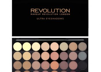 makeup revolution - kultowa paleta flawless