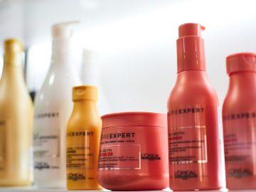 środki do pielęgnacji włosów